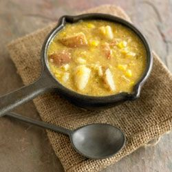 It's easy to swap out ingredients when making corn chowder, so experiment with different additives until you find your own perfect recipe.