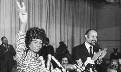 Congresswoman Shirley Chisholm announced her candidacy for president in 1972.