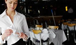 She's been working at your restaurant for 12 years. How will you reward her loyalty?