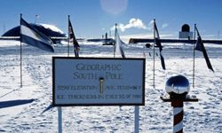 The ultimate winter camping destination, Antarctica is also an expensive -- and beautiful -- place to visit.