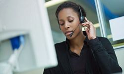 Call centers often hire hundreds of people -- making them costly to maintain and a ripe source for outsourcing.