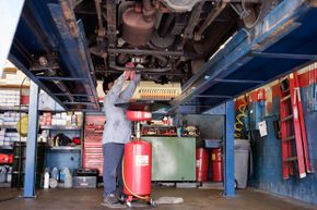 Some newer cars can monitor your driving habits and make oil change suggestions accordingly.