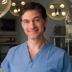 Dr. Mehmet Oz. Get skin care tips with these beautiful skin pictures.