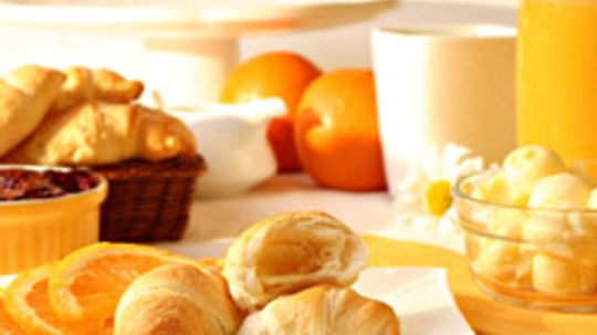 10 Quick-fix Holiday Brunches