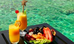 Transport your guests to an island paradise with a tropical brunch. No passport necessary.