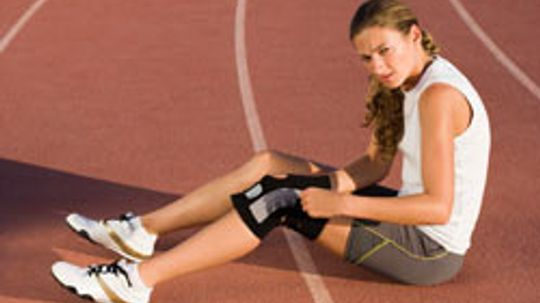 How do you run with osteoarthritis of the knee?