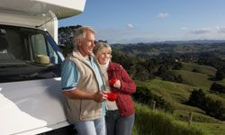 If you plan ahead, spending part of your retired life in an RV can be a wonderful adventure.