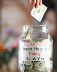 It's never a bad idea to vet charities before making a donation, to ensure that the organization is legit.