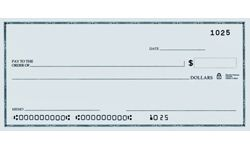 Scammers will send their victims a fake check for expenses and have them wire back a portion -- and by the time the check is revealed to be fake, it's too late.