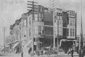 The Holmes Castle on 63rd Street was the site of an unknown number of incredibly gruesome murders.