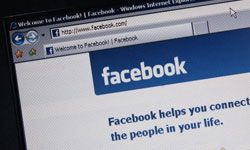 Either clean up that Facebook profile or make sure it's set to private before you apply.