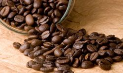 Be careful when putting your money into futures -- if you invest in coffee beans and the crop fails, you lose.