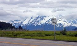 Taking off on a road trip -- along the Seward Highway in Alaska, for example -- can be a life-changing experience. See pictures of national parks.
