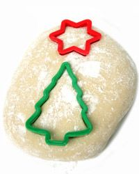 When it's time to make sugar cookies, you don't want to be missing that key ingredient. See more pictures of holiday baked goods.