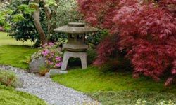 You can use gravel in a functional settling like a driveway, or you can use it decoratively in a backyard garden.
