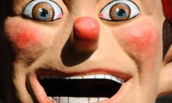 """Whether you're afraid of clowns because of Stephen King's """"It"""" or for some other reason, phobias are nothing to laugh at. See more mental disorder pictures."""