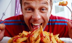"""A """"foodie"""" isn't above french fries, as long as they're tasty."""