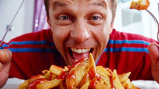 10 Surprising Foodies