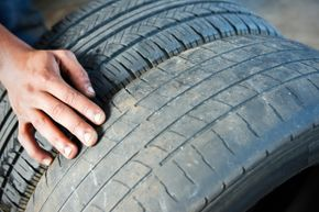 Even if the tread looks decent, rubber deteriorates over time.