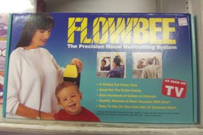 The Flowbee promises a perfect cut, every time.