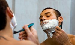 Facial shaving is a daily ritual for many men.