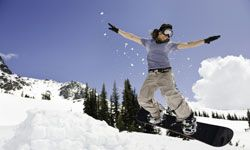 Snowboarding is one of the fastestgrowingwinter sports. See more pictures of winter sports.