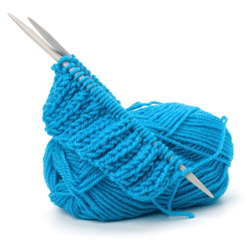 A nice set of knitting needles will set you back multiple balls of yarn.