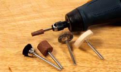 Rotary tool kits can be pricy, but they're mandatory for a variety of hobbies and projects.