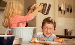 Let your kids have some fun in the kitchen.