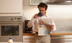 The insulation that keeps your house warm could be made from the newspaper you read.
