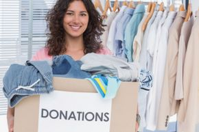 When you donate to a charity, make sure you get a receipt if you want to deduct that generosity at tax time.