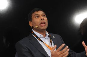 Naveen Jain, the founder of InfoSpace, found himself in legal trouble as the company floundered.