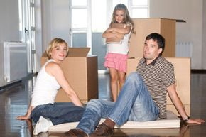You've arrived at your new house -- what do you need to do now?