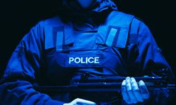 Bulletproof vests are now standard equipment for police officers.