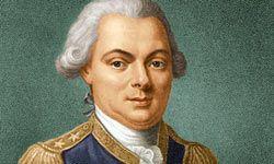 French explorer Jean Francois de Galoup de la Perouse.