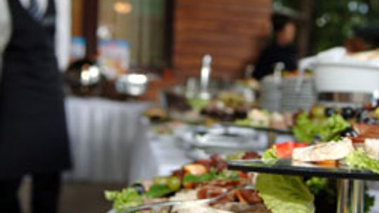 10 Things Your Caterer Doesn't Want You to Know
