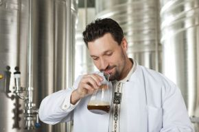 """Just because you work in a brewery, doesn't mean you get a """"free"""" ticket to be drunk all day."""