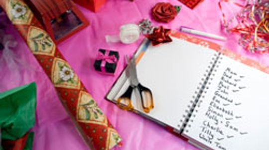 10 Tips on How to Budget and Organize Your Holiday Gift-giving List