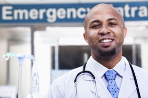 Emergency room staff members have to prioritize the most severe cases, so if someone in worse shape than you is there, be prepared to wait.