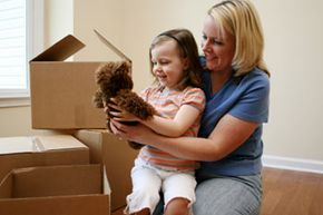 Planning a move can be difficult -- but planning a move with children can be even harder.