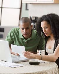Making sure you can pay your bills is one of the most important factors of buying your first home.