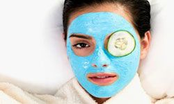 Coping with oily skin might seem like an uphill battle, but you can wage war with a clay face mask. See more getting beautiful skin pictures.