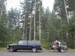 Knowing how much your vehicle can actually tow is the first thing to consider before loading up.
