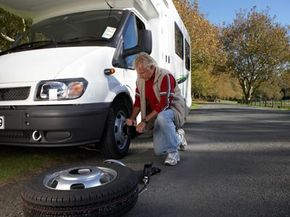 Checking tire tread and inflation often will make for a better ride and save you any trouble along the road.