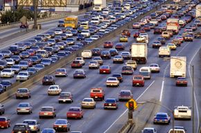 Merging with highway traffic will freak any new driver out. It freaks a lot of practiced drivers out, too.