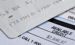 Using your credit wisely is the first step to living debt free.