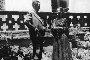 Kahlo and Rivera both had affairs.