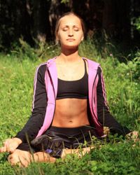 Meditation, mantras and visualization techniques help train your mind to focus and prepare your body for exertion.