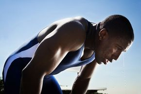 With interval training, you should be too out-of-breath to hold a conversation after the intense bursts of speed.