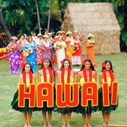 The modern luau originated in 1819 by King Kamehameha II, all the food was eaten by hand while seated on the ground [source: Hawaiian Luau.